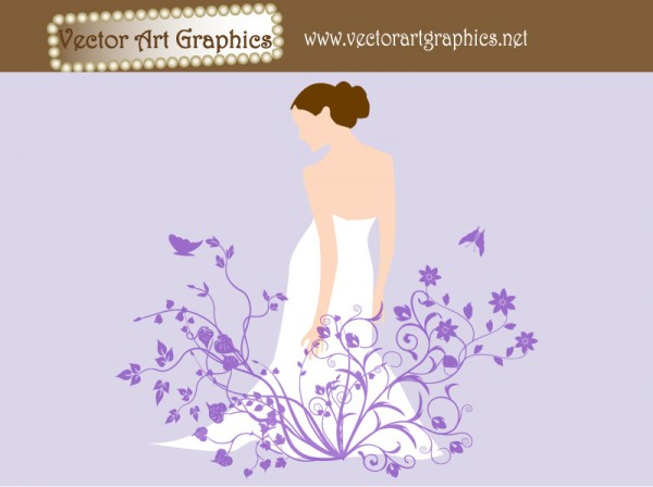 wedding-flowers-bride-art