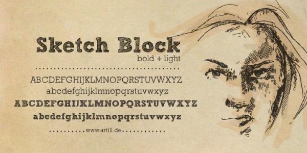 Sketch Block