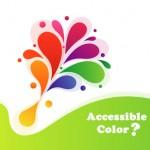 あなたの作ったサイトは大丈夫?Webアクセシビリティの観点からチェックすべき「色」のこと。