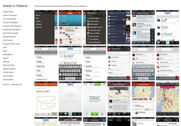 mobile-ui-patterns